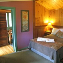 The Cabin - Bedroom