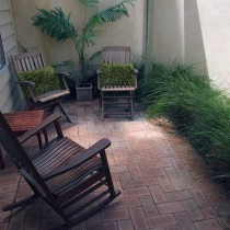 Executive Queen Spa Courtyard - Courtyard